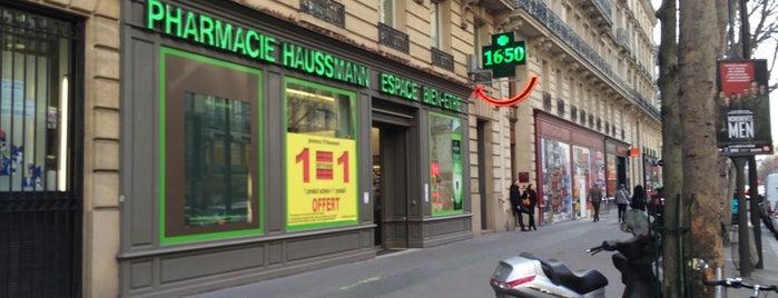 Pharmacie Hausmann is one of Pharmacies.