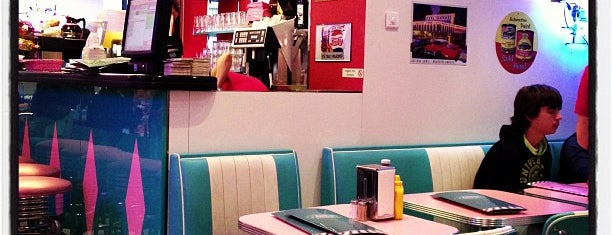 HD Diner is one of Restaurant!.