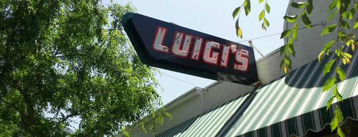 Luigi's is one of USA.
