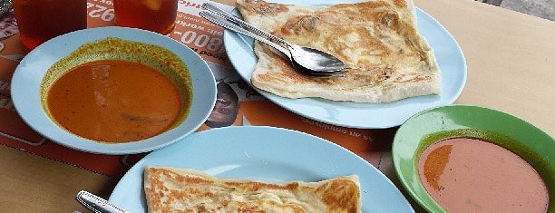 Al-Amaan Eating House is one of Micheenli Guide: Supper hotspots in Singapore.