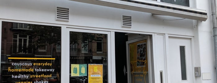 Couscousbar is one of Amsterdam. 🇳🇱.