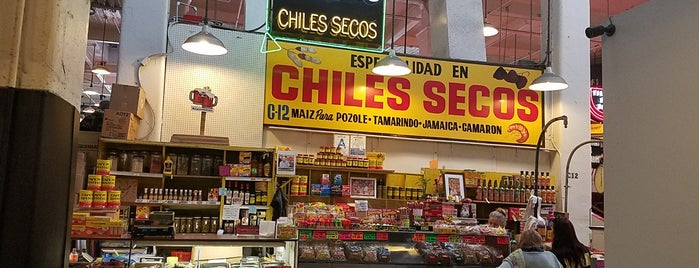 Chiles Secos is one of The Migrant Kitchen on KCET.
