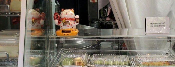 Kuih Cafe is one of Dessert, Bakeries, & Cafes - to do.