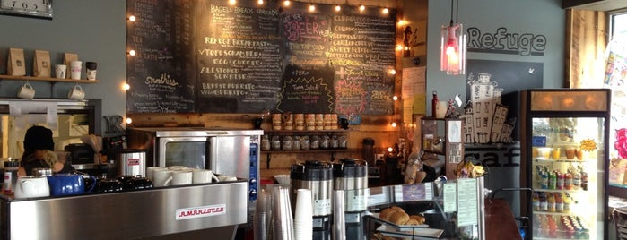 Refuge Cafe is one of DigBoston's Tip List.