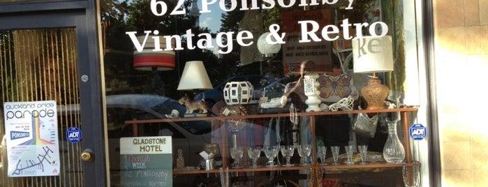 Ponsonby Vintage & Retro is one of Jasonさんの保存済みスポット.
