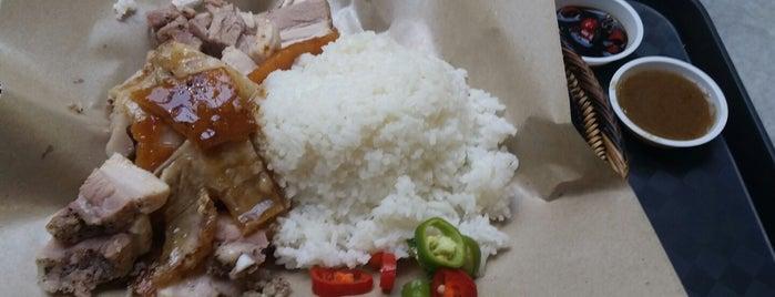 Mang Kiko's Lechon is one of Filipino Food in Singapore.