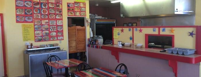 Tacos California Grill is one of Mari 님이 저장한 장소.