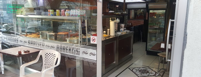 Çağdaş Börek is one of k&kさんのお気に入りスポット.