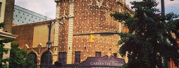 Carpenter Theatre is one of Do: Richmond ☑️.