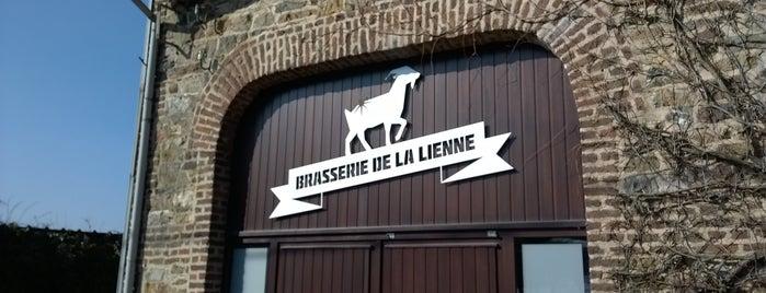 Brasserie de la Lienne is one of Beer / Belgian Breweries (2/2).