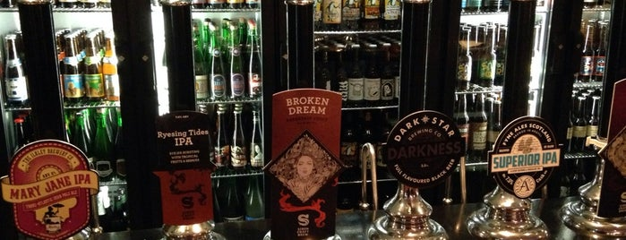 CASK Pub and Kitchen is one of Craft Beer London.