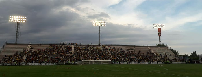 Estadio Centenario is one of outsiders....