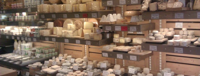Fromagerie Laurent Dubois is one of Paris da Clau.