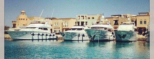 New Marina  El Gouna is one of El Gouna.