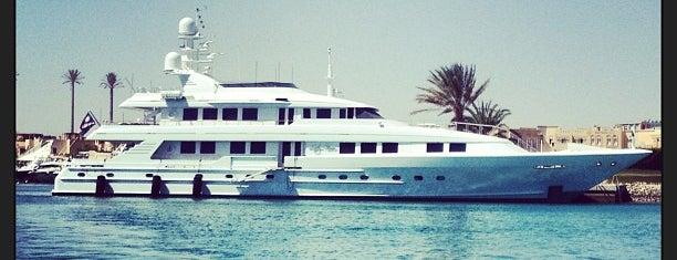 New Marina  El Gouna is one of Best Around the World!.