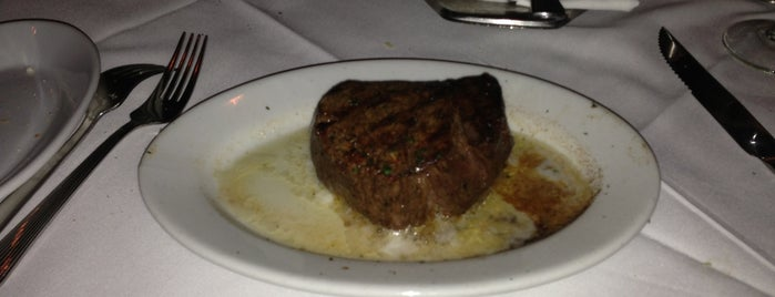 Ruth's Chris Steak House is one of Good Eats San Diego.