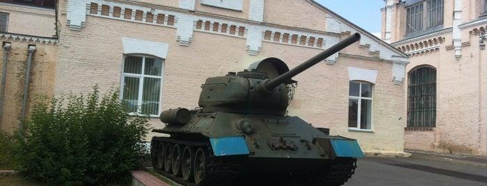 Танк Т-34 is one of Tempat yang Disukai Irq.