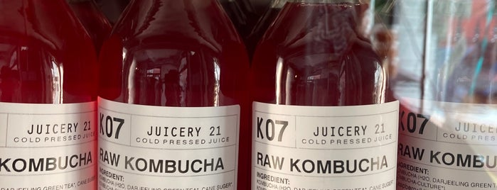 Juicery 21 is one of Swiss.