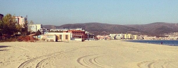 Северен плаж (North Beach) is one of Locais curtidos por Olesya.