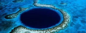 The Great Blue Hole is one of Far Far Away.