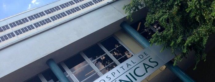 Hospital de Clínicas de Porto Alegre (HCPA) is one of Centros Pesquisa Clinica.