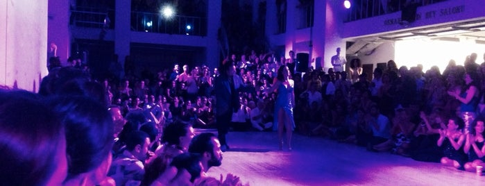 11. International Istanbul Tango Festival is one of Lieux sauvegardés par Huseyin.
