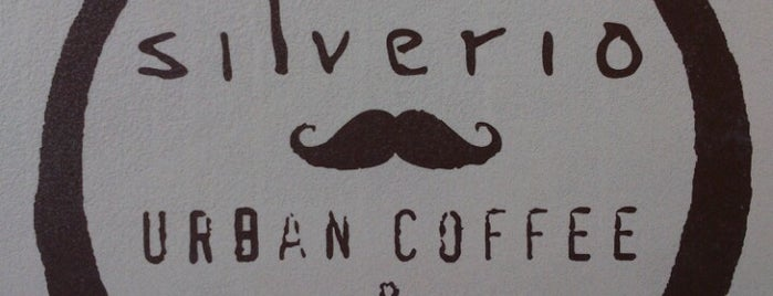 Silverio Urban Coffee & Shop is one of sebastien 님이 저장한 장소.