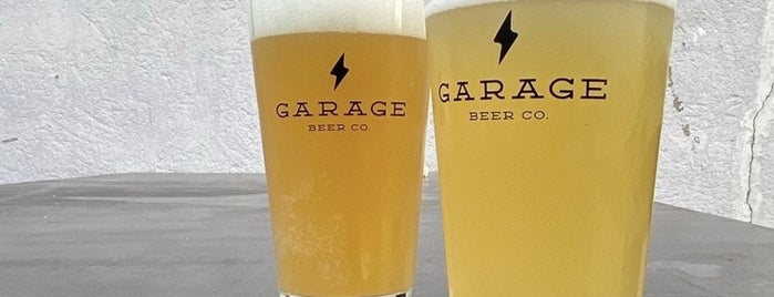 Garage Beer Co Brewing is one of Cervecerías.