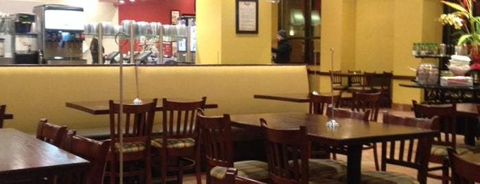 Newk's Eatery is one of Locais curtidos por Tim.