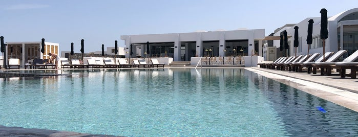 Santo Maris Oia Luxury Suites and Spa in Santorini is one of Stratisさんのお気に入りスポット.