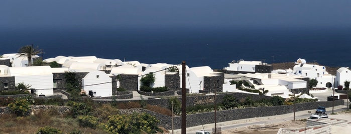Santo Maris Oia Luxury Suites and Spa in Santorini is one of Santorini.
