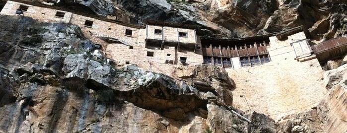 Ιερά Μονή Κηπίνας is one of ExuRei: сохраненные места.