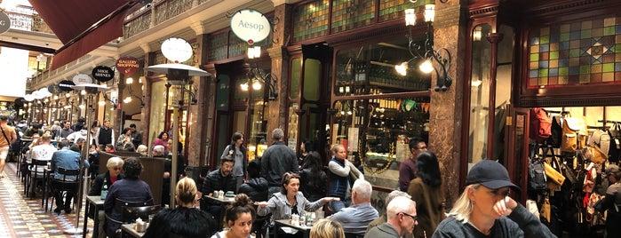 Romolo Espresso e Cucina is one of Tempat yang Disukai Matt.