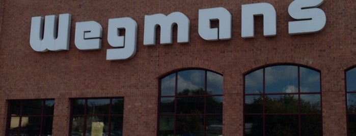 Wegmans is one of Posti salvati di Sorora.