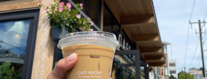 Cafe Hagen is one of Seattle.