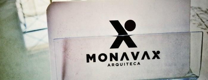 MONAVAX Arquiteca is one of Orte, die Gabriela gefallen.