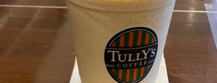 Tully's Coffee is one of 美.