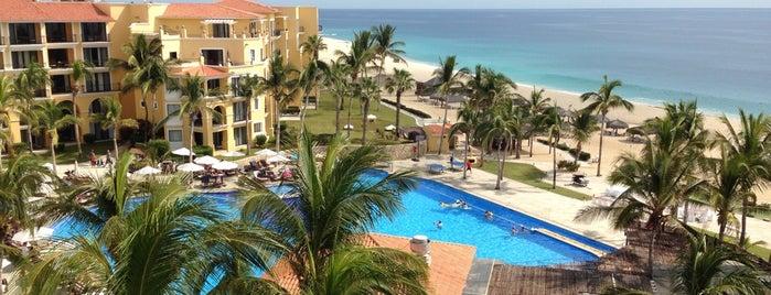 Dreams Los Cabos Suites Golf Resort & Spa is one of César : понравившиеся места.