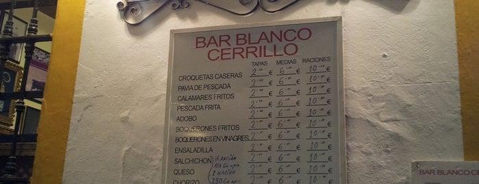 Bodeguita Blanco Cerrillo is one of Lugares Favoritos . Favorites Places.