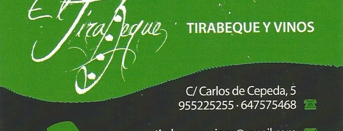El Tirabeque is one of Lugares Favoritos . Favorites Places.