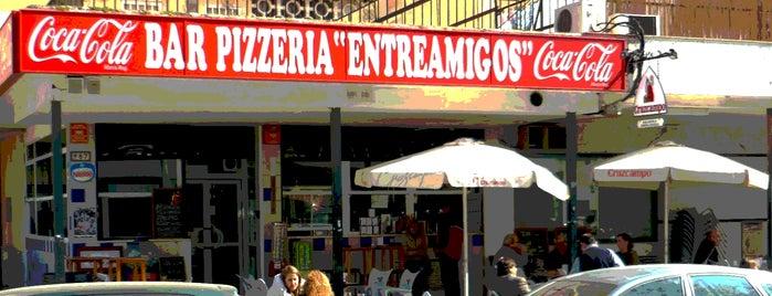 Bar y Pizzería Entre Amigos is one of Lugares Favoritos . Favorites Places.