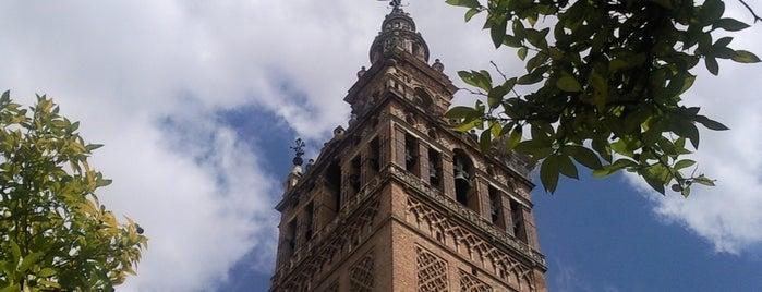 La Giralda is one of Lugares Favoritos . Favorites Places.