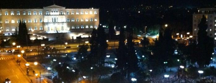 Έβδομος is one of Fresh Athens.