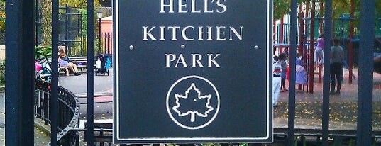 Hell's Kitchen Park & Playground is one of NY2015.