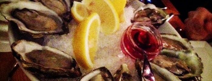 Osteria is one of ShuckerPaddy's Oyster Bars.