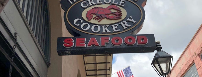 New Orleans Creole Cookery is one of New Orleans.