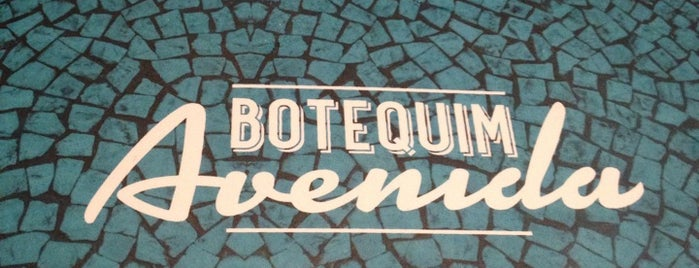 Botequim Avenida is one of Bares, Botecos e Caldinhos.