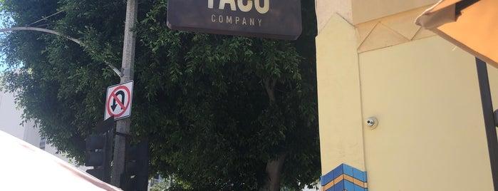 Long Beach Taco Company is one of Gespeicherte Orte von Nicholas.