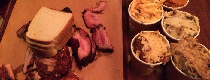 Hill Country Barbecue Market is one of NYC Foodz.