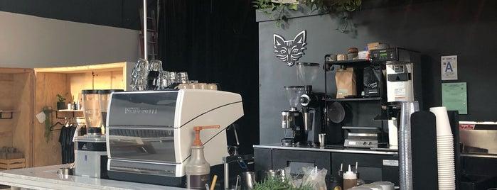 Genteel Coffee is one of California 2019.